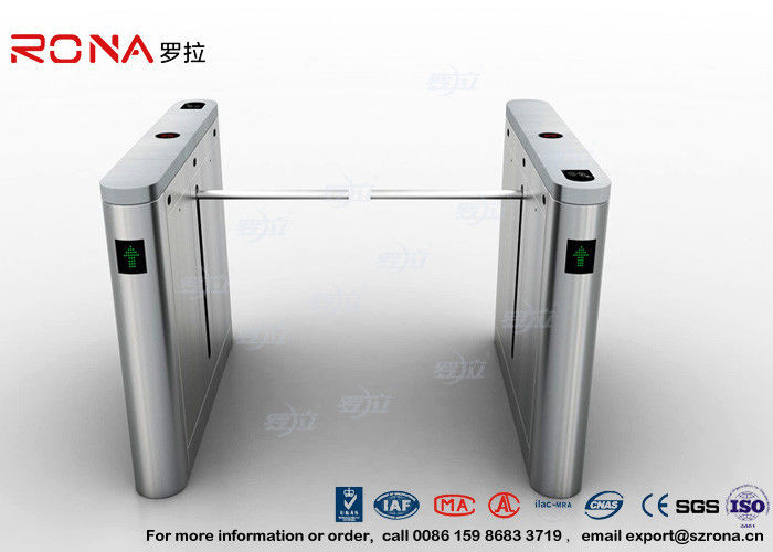 Drop Arm Turnstile Waterproof Drop Arm Gate 26 Two Door Two Way Assemble Access Control with 304 stainless steel