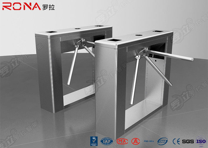 Drop Arm Coin Operated Turnstile Security Gates With Reliable Entrance Solution