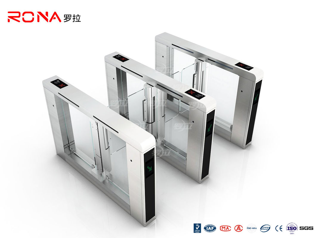 High Security Speed RFID Barrier Gate Access Control Turnstile Gate For Intelligent Buildings