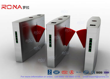 Face Scan Pedestrian Barrier Gate Swing Turnstile Automatic Door Entrance Solution In Mansion
